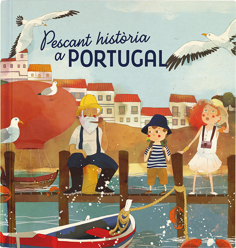 Pescant història a Portugal