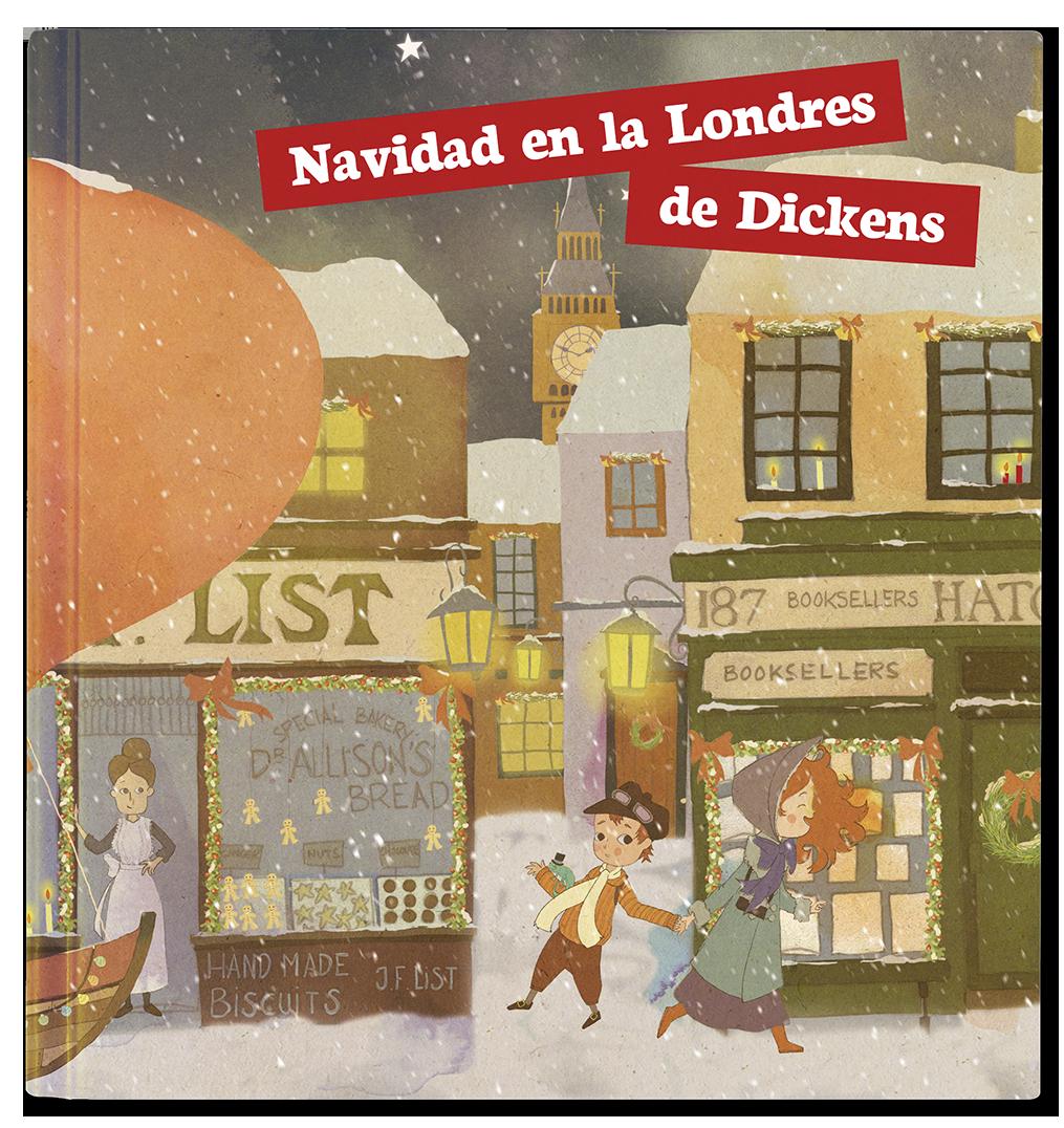 Navidad en la Londres de Dickens