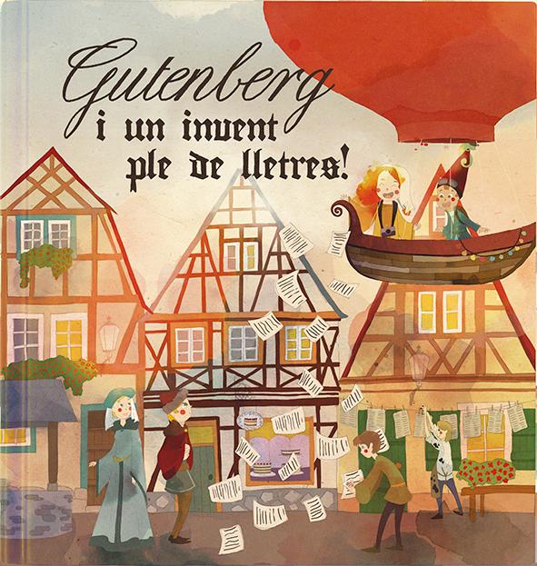Gutenberg i un invent ple de lletres!