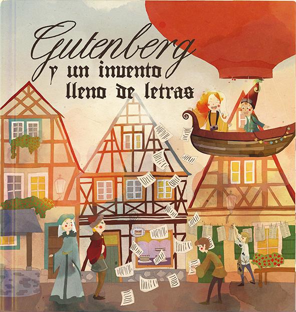 Gutenberg y un invento lleno de letras