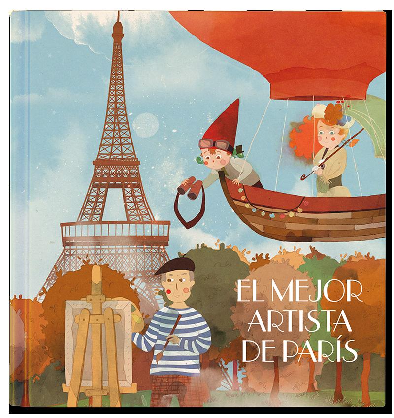 El mejor artista de París