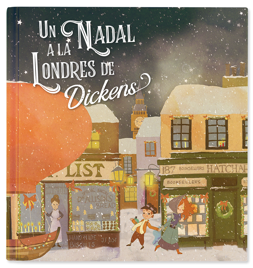 Un Nadal a la Londres de Dickens