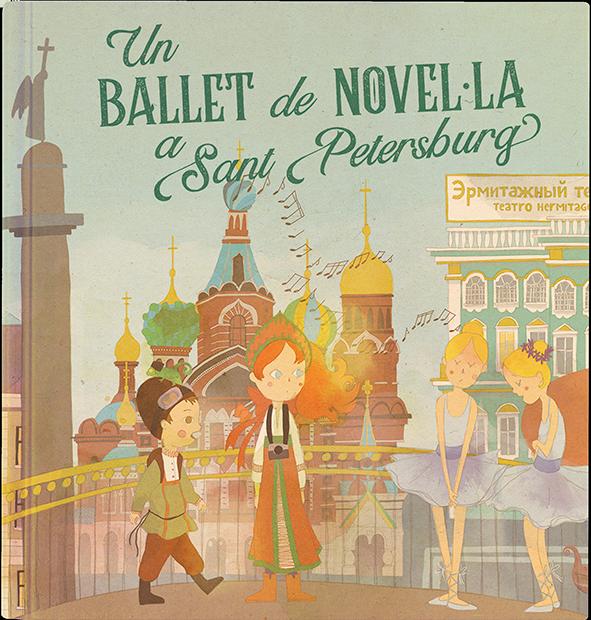 Un ballet de novel·la a Sant Petersburg