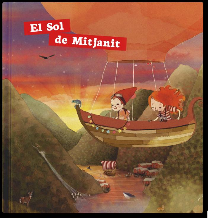 La màgia del Sol de Mitjanit