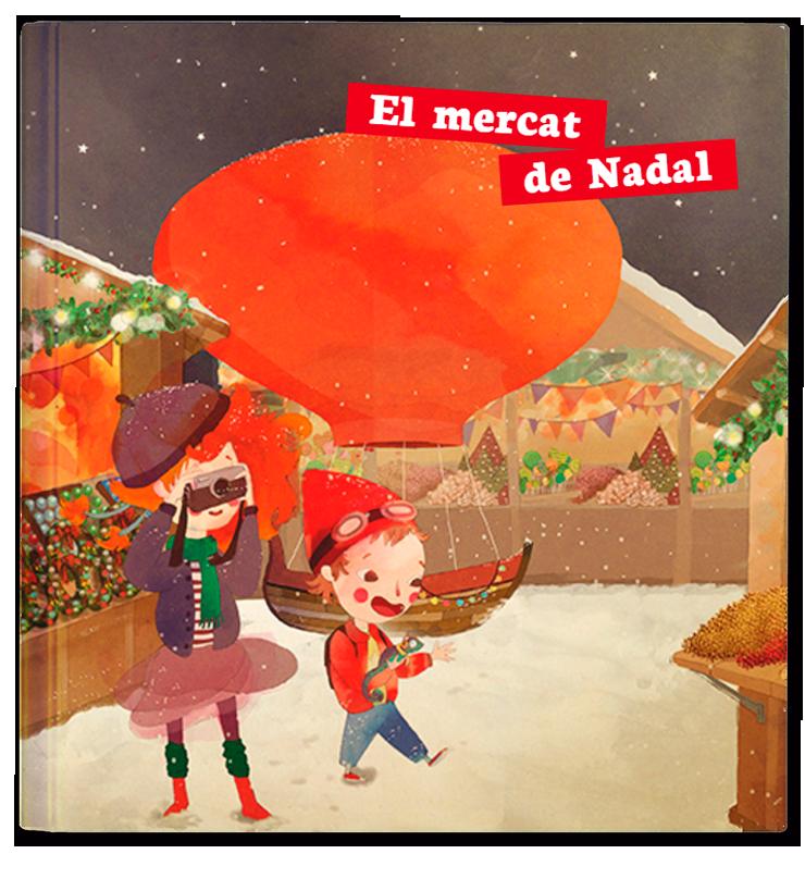 El mercat de Nadal