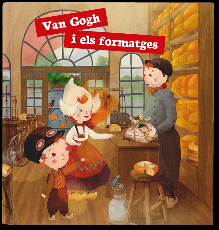 Van Gogh i els formatges