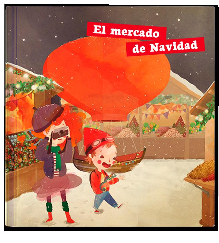 El mercado de Navidad