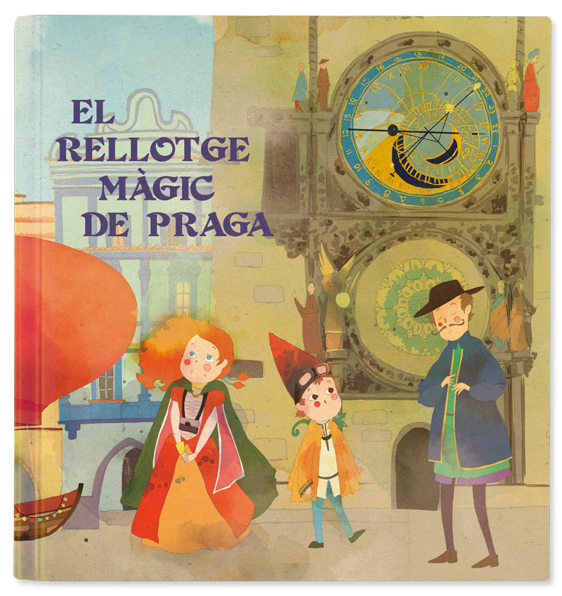 El rellotge màgic de Praga