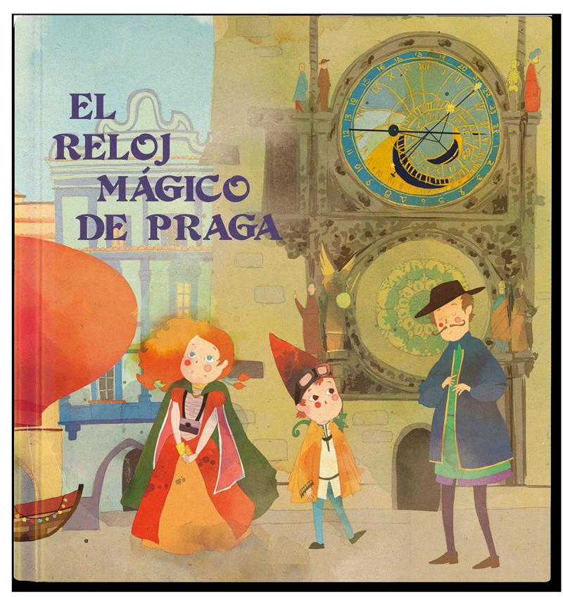El reloj mágico de Praga